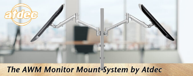 AWM Monitor Mounting System
